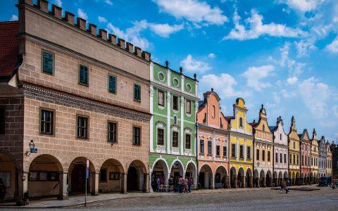 Romantické město Telč