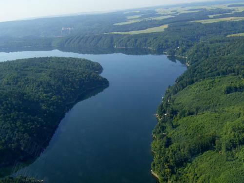 Penzion NOVA - Meandry na Vranovské přehradě