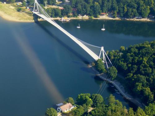Penzion NOVA - Most přes Vranovskou přehradu